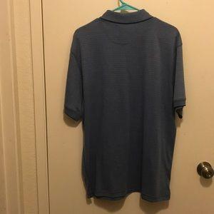 Haggar Shirts - Haggar Men's Work To Wear Collared Polo Shirt.